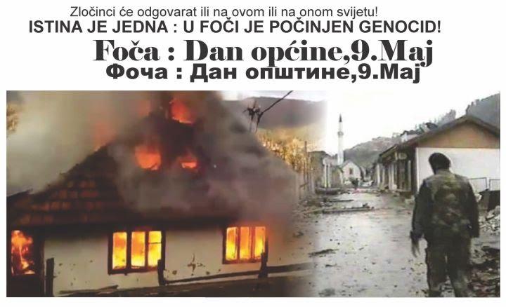 Foča, 1992. Ko nije doživio, ne razumije _ 50185391